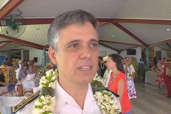Lionel Beffre - Haut commissaire