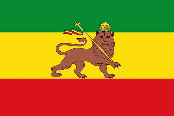 drapeau rastafarin / reggae