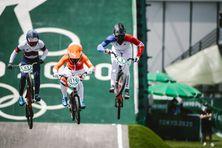 La Guadeloupéenne Axelle Etienne s'est qualifiée pour les demi-finales du tournoi olympique à Tokyo.