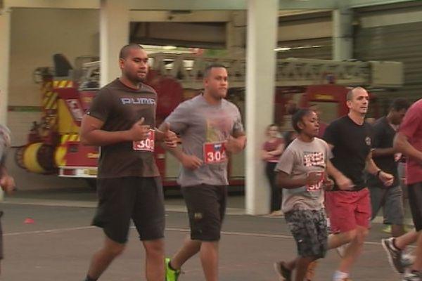 Pompiers volontaires Nouméa