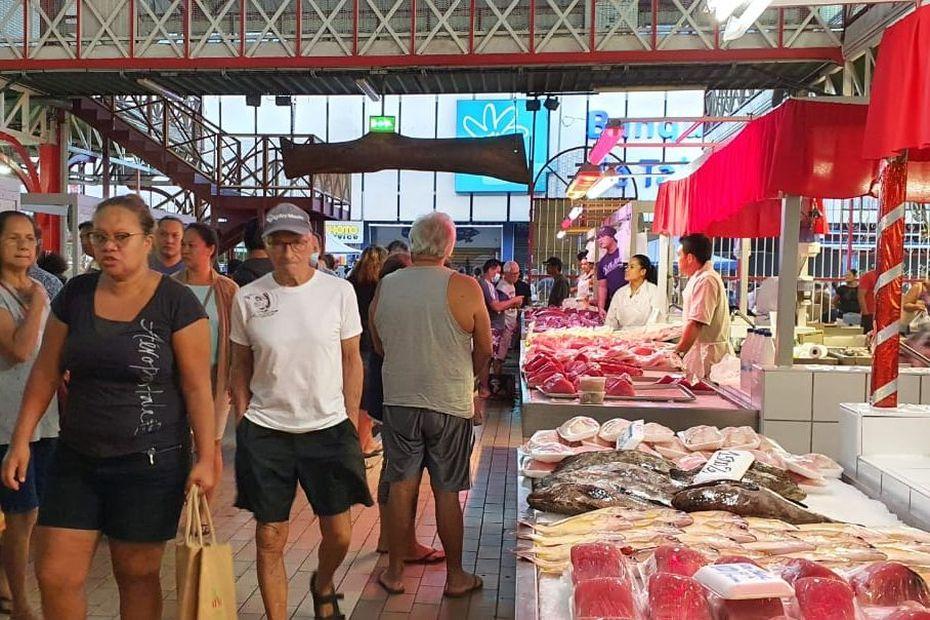 Le marché de Papeete retrouve ses couleurs dominicales - Polynésie la 1ère