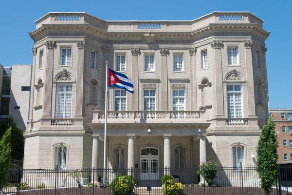 Ambassade de Cuba à Whashington