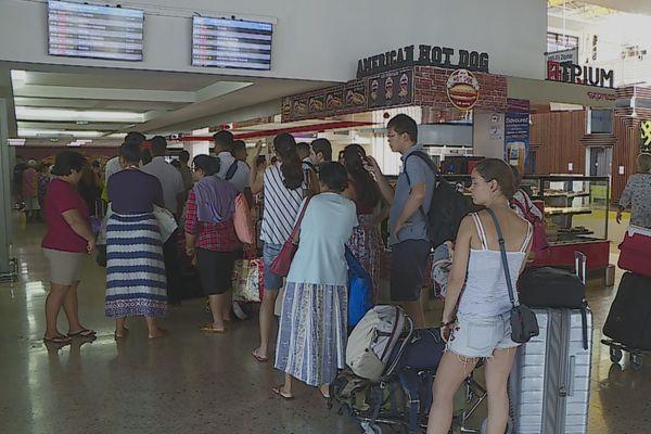 Aéroport de Tahiti - Faa'a