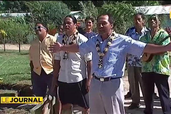 L'Etat à l'écoute des habitants de Rapa
