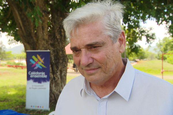 Municipales au Mont-Dore : Patrick Laubreaux, Calédonie ensemble, 4 février 2020