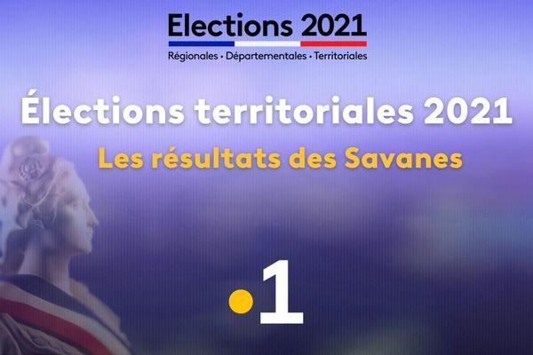 Elections territoriales 2021 : résultats des Savanes