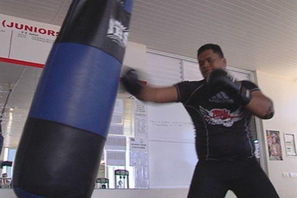 Boxe thai contre les Kiwis : Corino vise haut