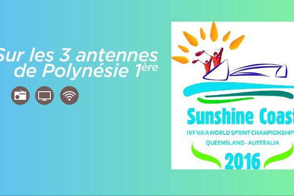 Le championnat du monde de va'a sur Polynésie 1ère TV, radio, internet