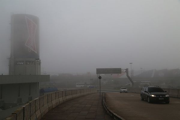 Brouillard Porto Alegre