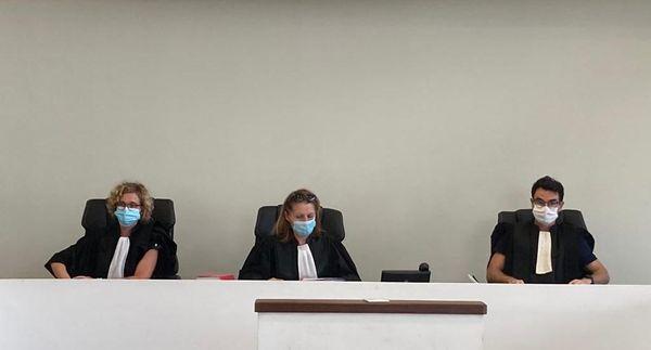 les juges du tribunal judiciaire de la Guyane