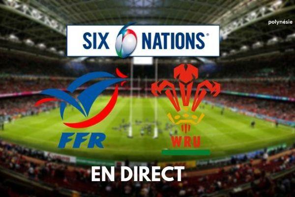 [RUGBY] Tournoi des VI Nations : France / Pays de Galles en direct
