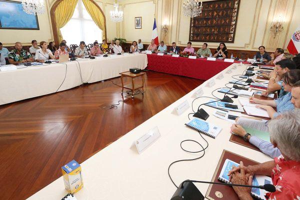 Le comité de suivi du rapport annuel d'exécution