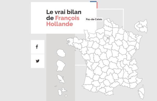 carte notre idee de la France