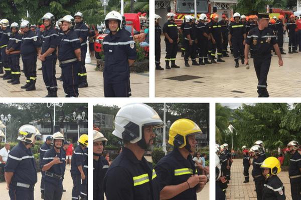 pompiers / Fête nationale