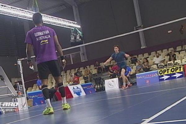 Oceania de badminton 2016