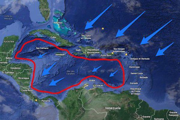 Mer des Caribes
