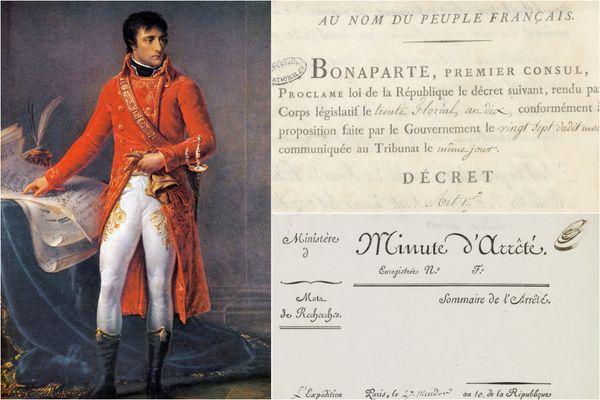 Naopléon rétablissement esclavage en 1802