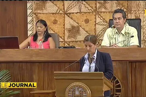 Le collectif budgétaire devant l'Assemblée