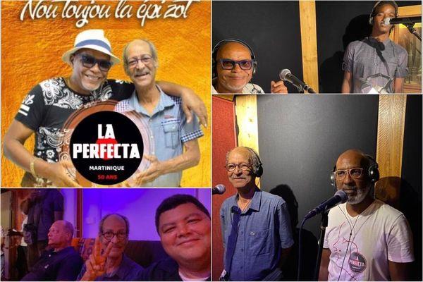 La Perfecta / répétition / 50 ans