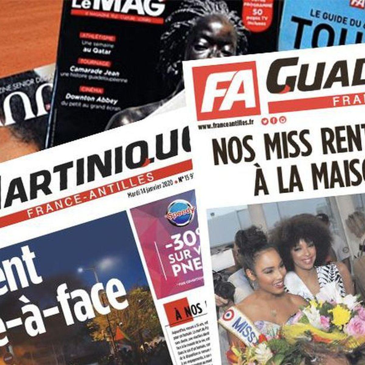 """Les salariés de France-Antilles Guadeloupe dénoncent une offre de reprise """"au rabais"""""""