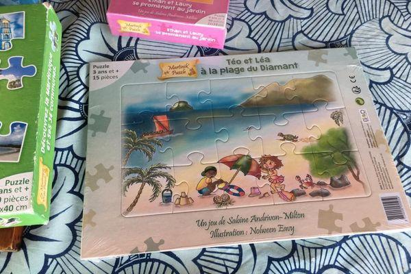 Jeux de Martinique