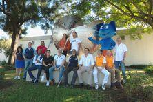 Le CTOS se prépare à célébrer les 10 ans des Jeux du Pacifique NC2011