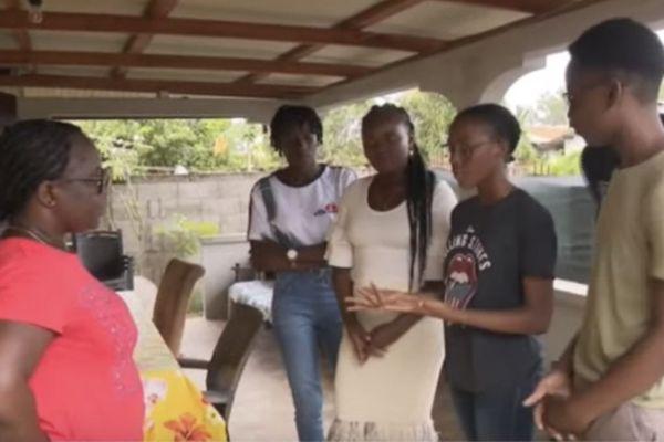 Municipales : l'engagement des jeunes à Saint - Laurent du Maroni