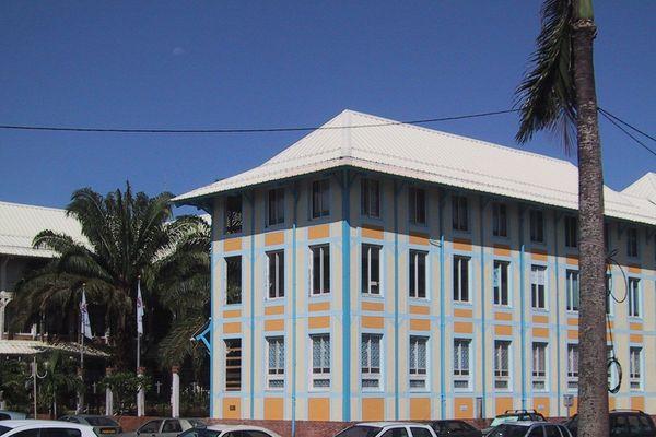 La chambre de Commerce et d'Industrie de la Guyane