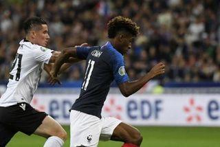Qualification pour l'Euro 2020 : l'équipe de France s'offre une solide victoire contre l'Albanie (4-1) et reprend la tête de sa poule