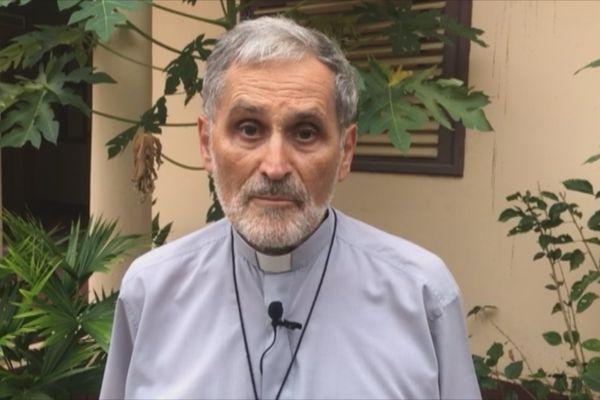 Emmanuel Lafont, Évêque de Guyane jusqu'en octobre 2020