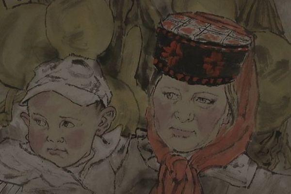 exposition de peintures chinoises contemporaines