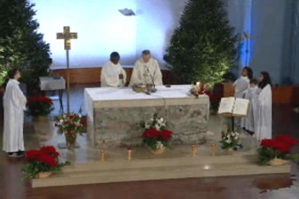 Messe de minuit décembre 2016