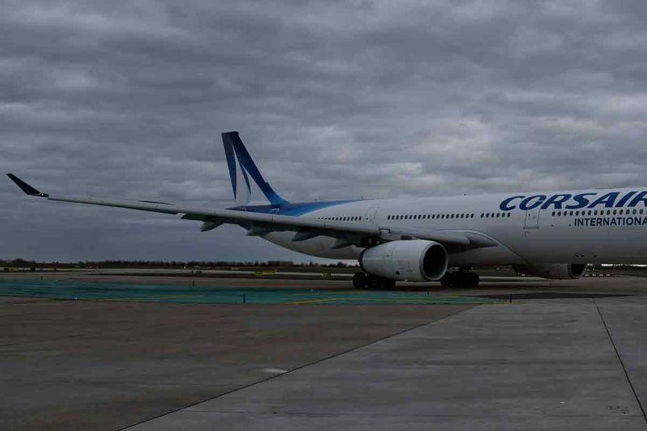 Corsair met en place une garantie Pandémie pour ses clients - Guadeloupe la 1ère