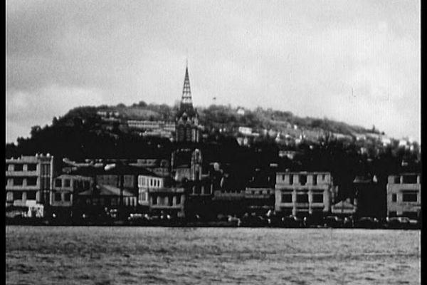 Fort-de-France pendant la 2e guerre mondiale