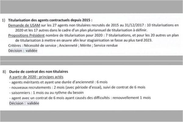 Protocole 6 février 2021 / SMTVD