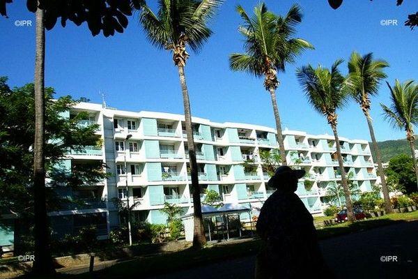logement social immeuble Camélias