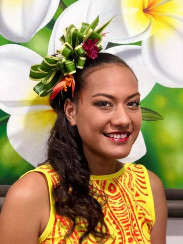 Emy Munikiha'afata - candidate N.7