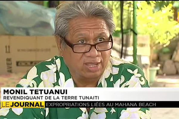 Menace d'expropriation pour 102 Familles d'Utumaoro