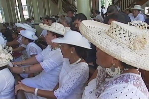 chapeaux femmes de Rurutu