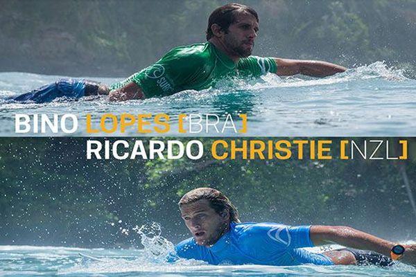 Surf : les finalistes de 2017