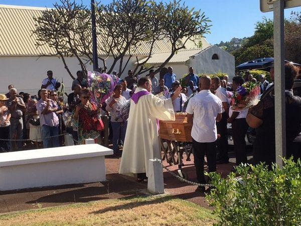 Obsèque du marin du Maéva 4