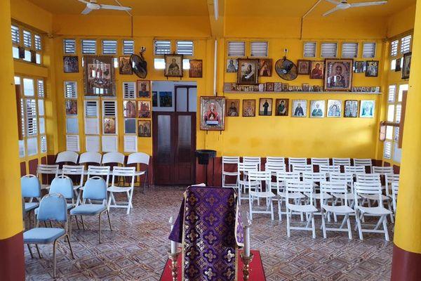 Église orthodoxe de Martinique