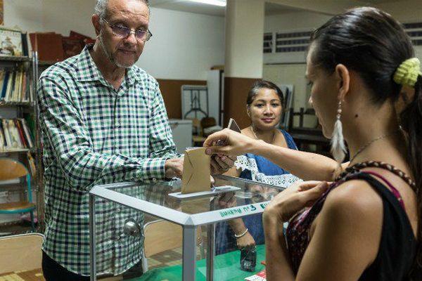 Elections en Guyane