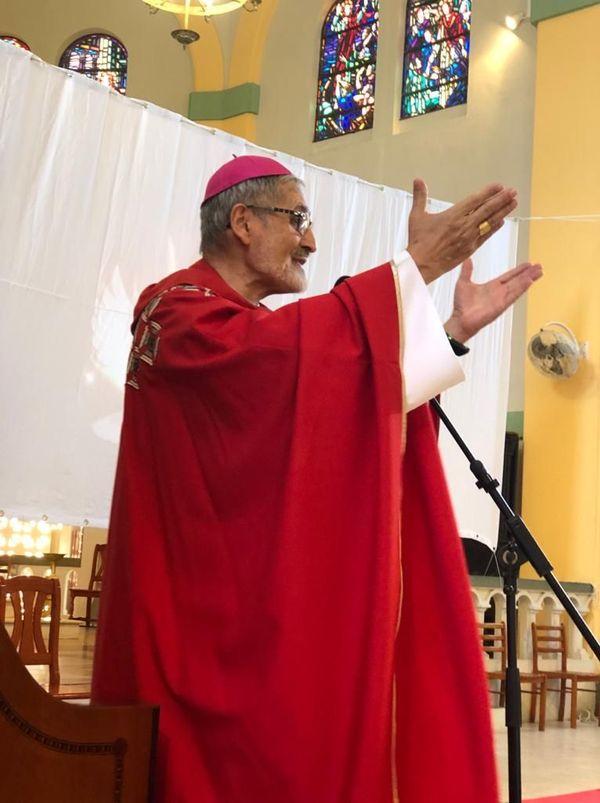 L'évêque de Guyane