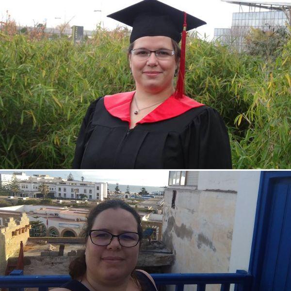 Solene poursuit un doctorat en gestion