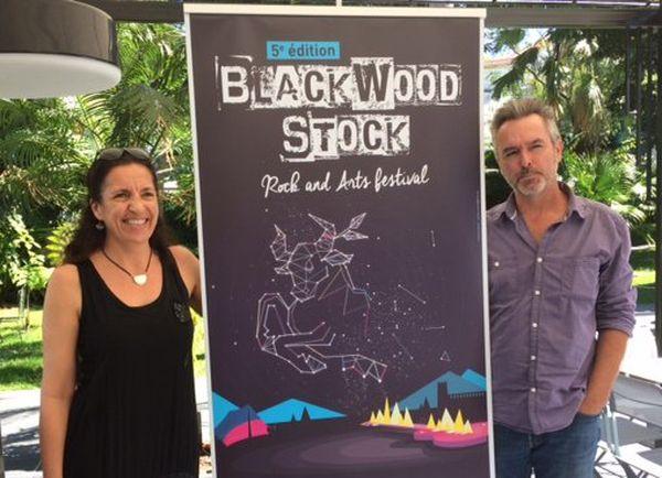 Photo organisateurs affiche Blackwoodstock festival 2017 (15 mai)