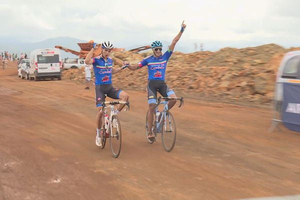 Tour cycliste 2019, victoire italienne à cap Bocage