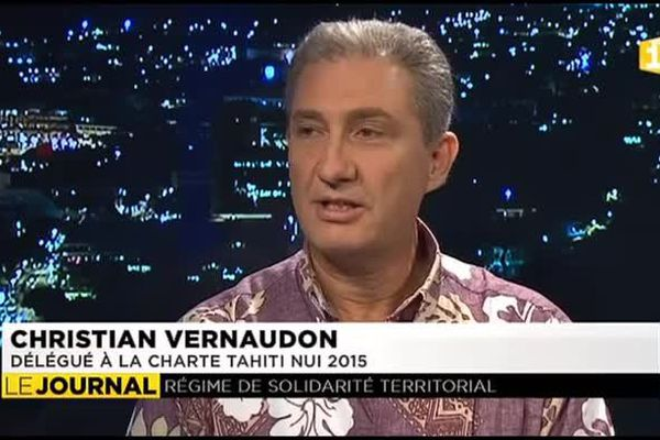 Christian Vernaudon
