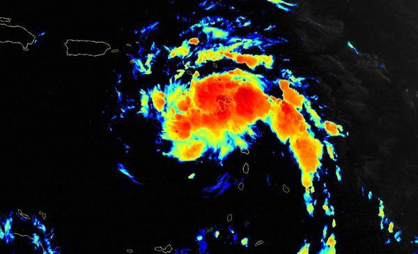 Dépression tropicale 10/08/2021