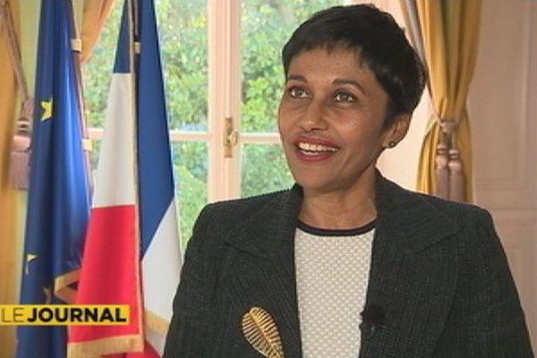 Ericka Bareigts - Ministre des outre-mer